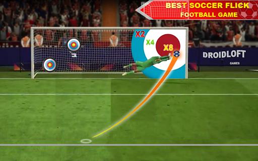 Soccer Football Strike Worldcup Champion League  screenshots 8