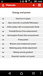 Plutocalc Water and Wastewater