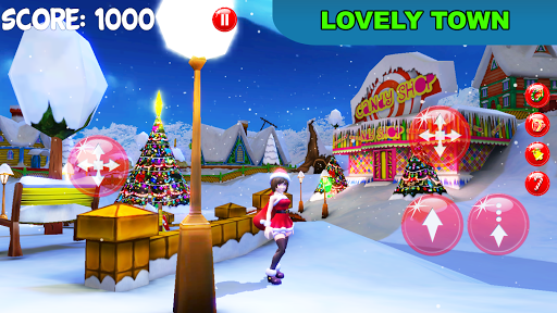 Super Gift Girl Adventure Game apktram screenshots 7
