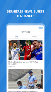 Live Football TV - Scores, Stats & TV Guide Capture d'écran