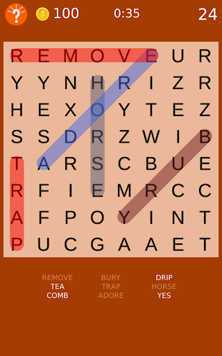 Word Search Puzzles  screenshots 8