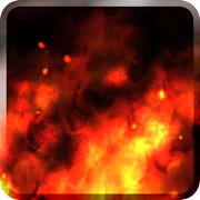 KF Flames Free Live Wallpaper