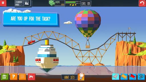 Build a Bridge! 4.0.6 Screenshots 22