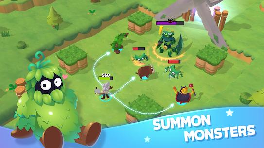 Summon Quest Mod Apk 0.3.2 (Unlimited Energy) 4