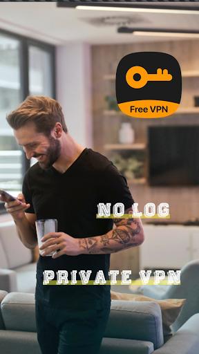 Super VPN - Fast & free proxy browser apktram screenshots 2