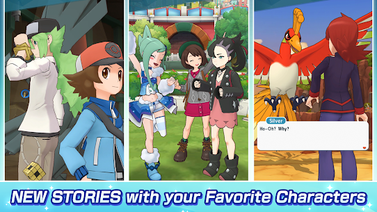 Pokémon Masters EX 7