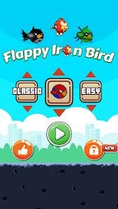 Flappy Iron Bird 🐦 Super Heroes Revenge Birds 1.2.2