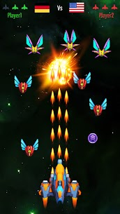 Galaxy Invaders: Alien Shooter Mod Apk (Unlimited Coins/Gems) 4