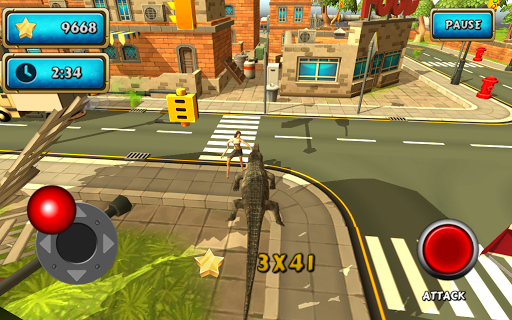 Wild Animal Zoo City Simulator 1.0.4 screenshots 8