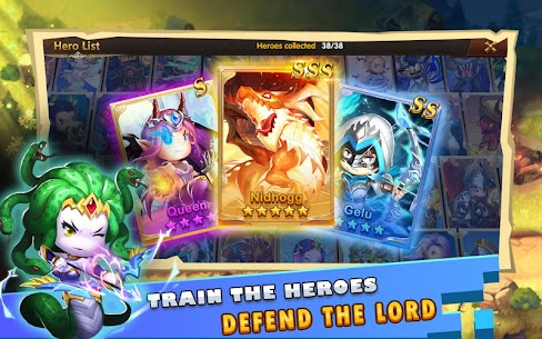 Lords Watch  Tower Defense RPG Apk Download NEW 2021 3