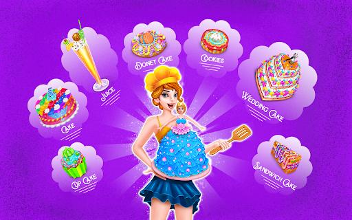 My Bakery Shop: Cake Cooking Games screenshots 11