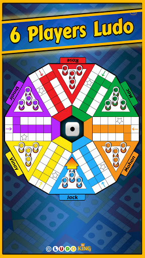 Ludo Kingu2122 - Parchisi Dice Board Game 5.8.0.174 screenshots 6