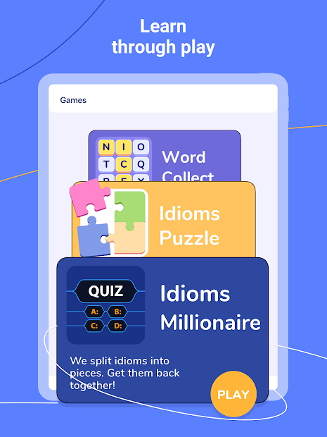 English Idioms and Phrases screenshot 8