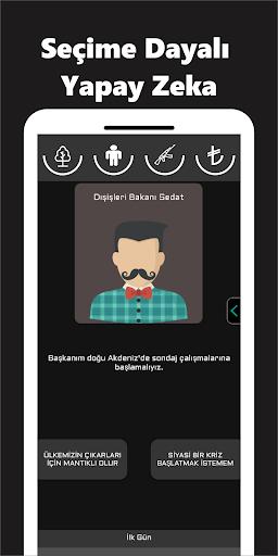 u00dclke Yu00f6net Strateji Oyunu | Bau015fkan Simulator 2020 android2mod screenshots 5