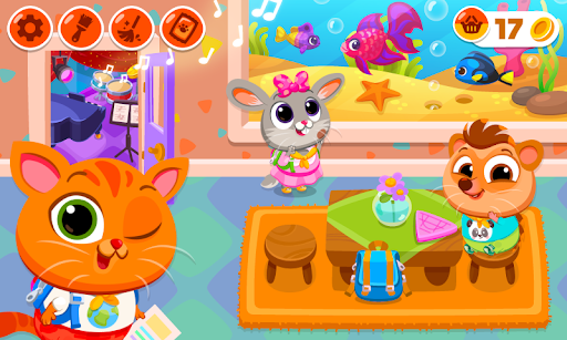 Bubbu School – My Cute Pets 1.07 screenshots 2