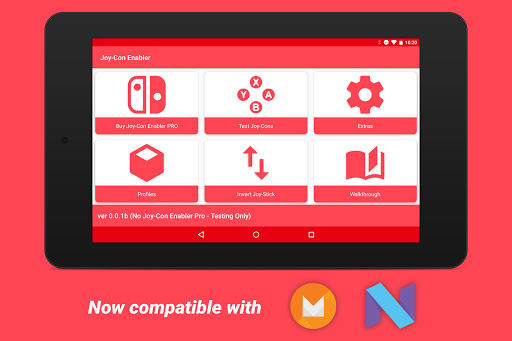 joy-con enabler for android screenshot 2