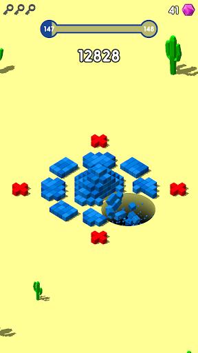 Raze Master: Hole Cube and Blocks Game  screenshots 6