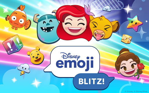 Disney Emoji Blitz apkslow screenshots 6