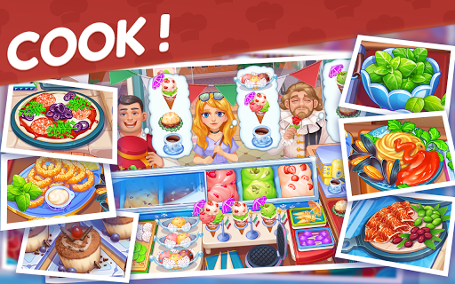 Cooking Voyage - Crazy Chef's Restaurant Dash Game 1.4.4+3878cd2 screenshots 20