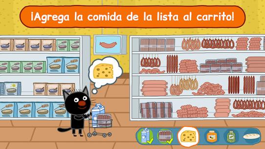 Kid-E-Cats Supermercado Juego Niños 3