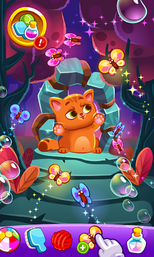 Bubbu Jewels - Merge Puzzle  screenshots 3