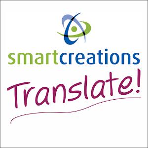 Translate! Best translations easy to use 1.03 by smartcreations UG logo