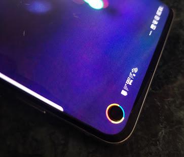 Energy Ring - Galaxy S10/e/5G/+ battery indicator!