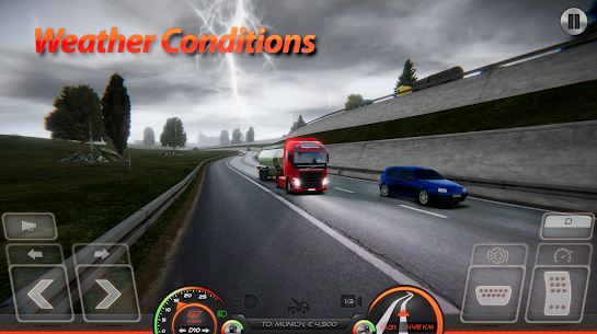 Truckers of Europe 2 (Simulator) MOD APK 0.41 (Unlimited Money) 11