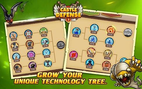 Castle Defense 2 MOD APK (Unlimited Money Unlocked) 3