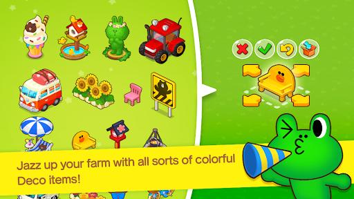 LINE BROWN FARM  screenshots 5