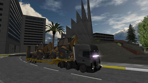 International Truck Driving Simulator 1.0 screenshots 13