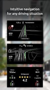 HUDWAY Go u2014 GPS Navigation & Maps with HUD 3.7.7 Screenshots 5