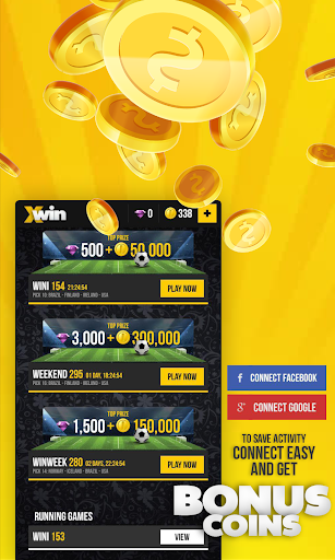 Xwin: Win the Prediction Game apkpoly screenshots 2