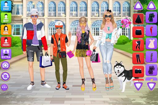 Superstar Family - Celebrity Fashion  screenshots 2