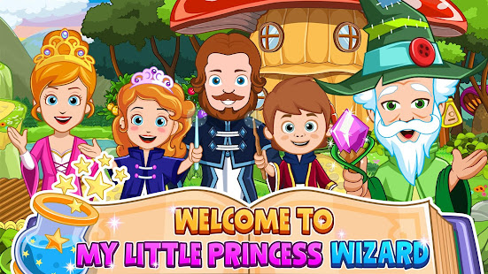 My Little Princess : Wizard 1.08 APK + Mod (Paid for free / Free purchase / Unlocked) for Android
