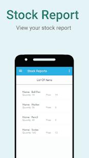 Easy Inventory management offline