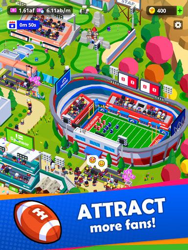 Sports City Tycoon - Idle Sports Games Simulator  screenshots 12