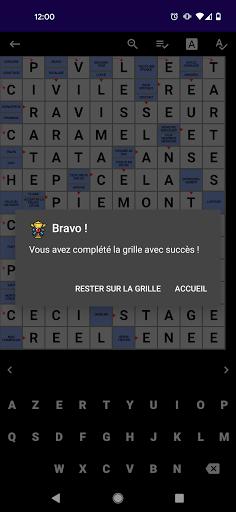 Mots Flu00e9chu00e9s Franu00e7ais 1.3 screenshots 3