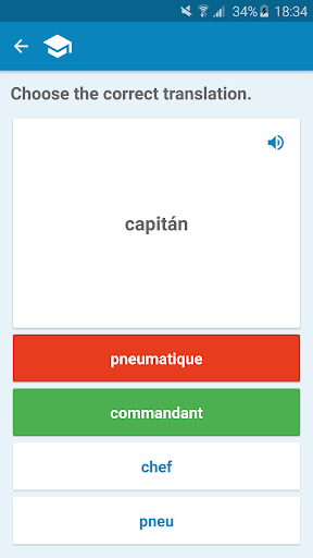 French-Spanish Dictionary 2.4.0 Screenshots 4
