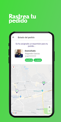 Wokhy - Comida a domicilio 1.5.3 screenshots 5