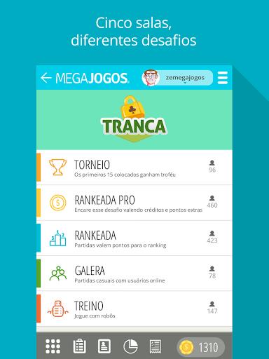 Tranca Online: Jogo de Cartas 104.1.37 screenshots 9