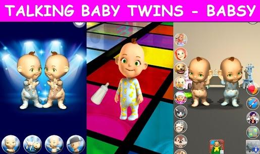 Free Talking Baby Twins – Babsy 4