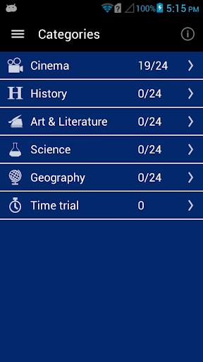 Culture Quizzes 3.0.3 screenshots 4