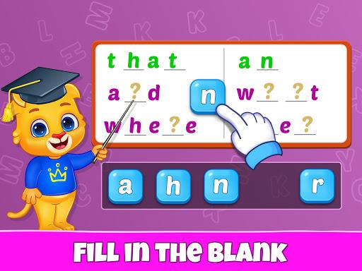 Sight Words - PreK to 3rd Grade Sight Word Games 1.0.6 Screenshots 5