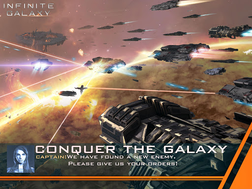 Infinite Galaxy 1.1.4 screenshots 7