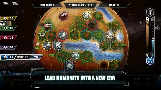 Скриншот №2 к Terraforming Mars