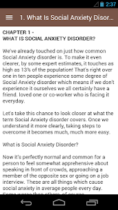 Social Anxiety Disorder For Pc Or Laptop Windows(7,8,10) & Mac Free Download 3