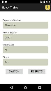 Egypt Trains screenshots 2
