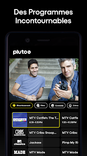Pluto TV - Films & séries Capture d'écran