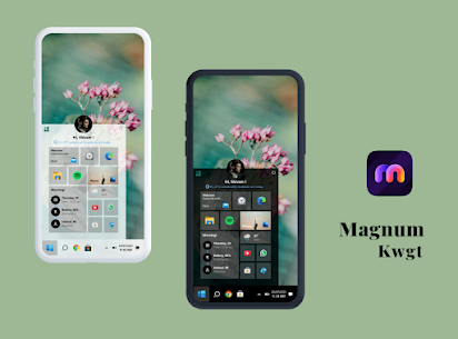 Magnum Kwgt Apk 6.2 [Full PAID] Download 3